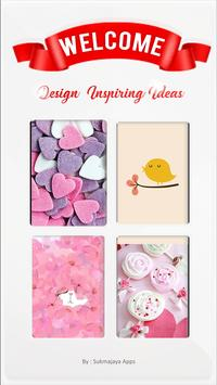 Cute Vintage wallpapers poster