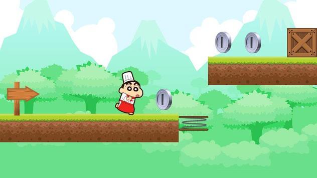 Shinshan Cute Adventure apk screenshot