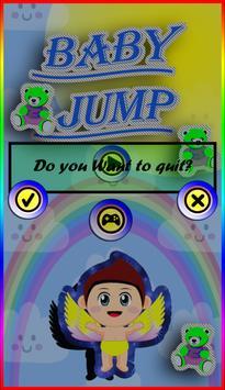 Cute Baby Jump screenshot 14