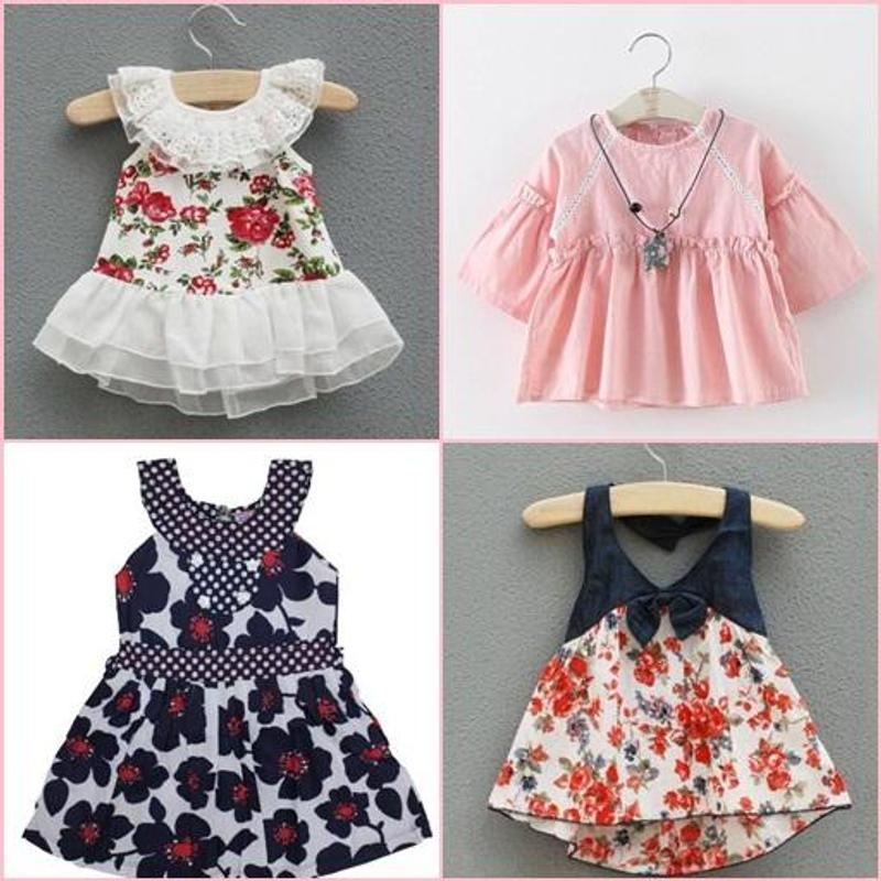 6cf4c2718 Cute Baby Girl Frock Designs for Android - APK Download