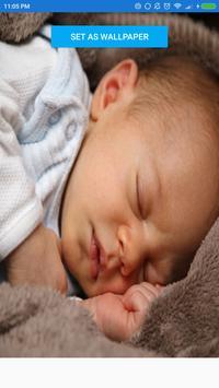 Cute Little Baby Wallpaper HD apk screenshot