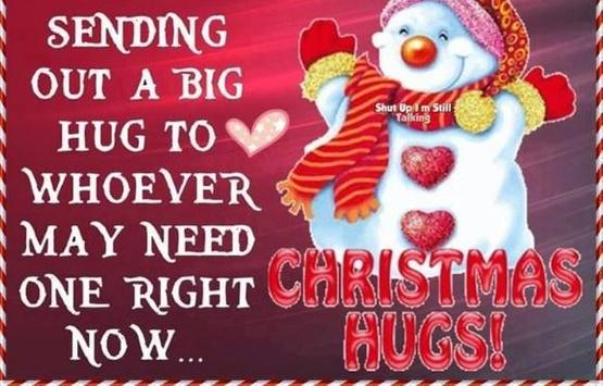 Cute Christmas Quotes screenshot 4