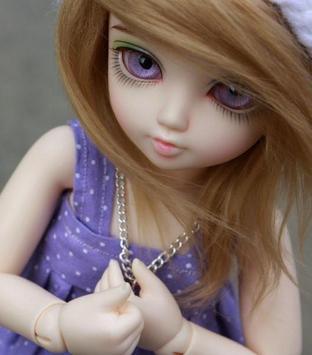 ... Cute Doll Wallpaper HD apk screenshot