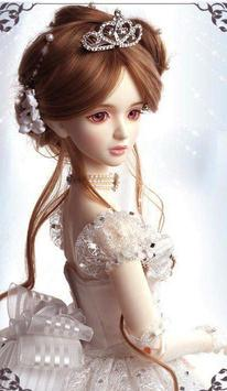 Cute Doll Wallpaper HD apk screenshot