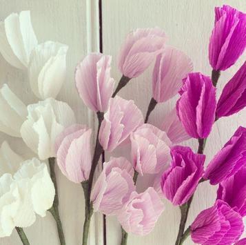 Cute DIY Flower Craft apk screenshot