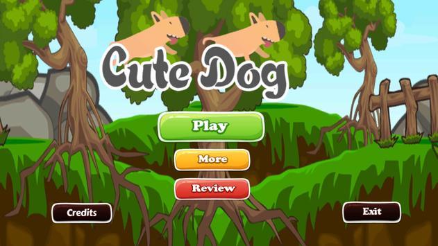 Cute Dog Escape poster