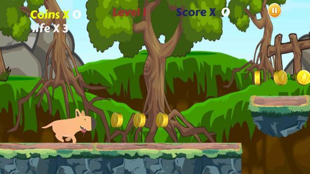 Cute Dog Escape screenshot 10