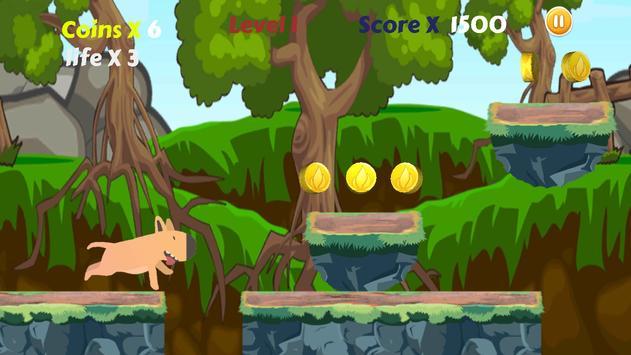 Cute Dog Escape screenshot 3