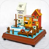 Cute Dollhouse Furniture icon