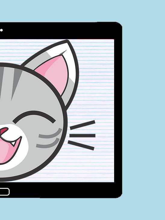 Cómo Dibujar El Gato Pusheen Cartoon For Android Apk Download