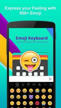 Emoji Keyboard for Android screenshot 1