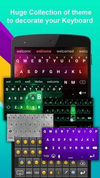 Emoji Keyboard for Android screenshot 2