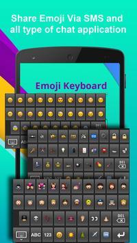 Emoji Keyboard for Android screenshot 3