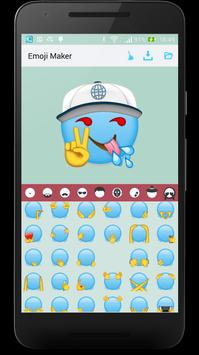 Cute Emoji Maker: Moji Fun apk screenshot