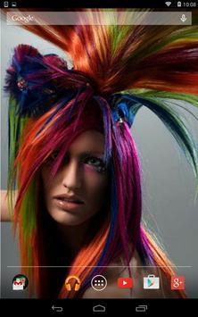 Hair design fashion apk screenshot