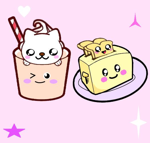 Cute Food Wallpaper For Android