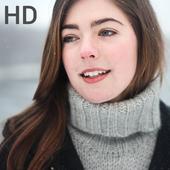 Cute Girl Wallpaper HD icon