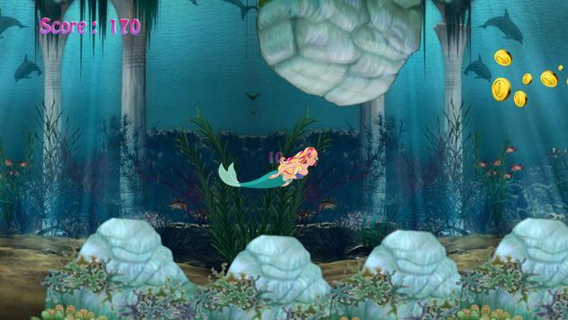 Strawberry Mermaid Adventure screenshot 3