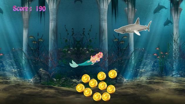 Strawberry Mermaid Adventure screenshot 10