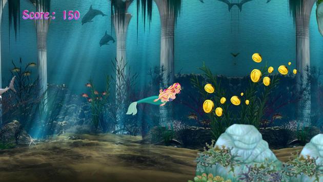 Strawberry Mermaid Adventure screenshot 2