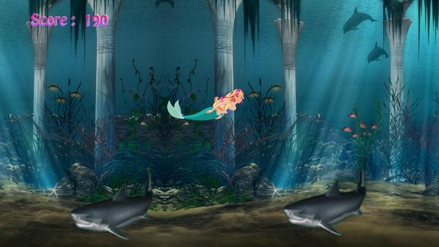 Strawberry Mermaid Adventure screenshot 9
