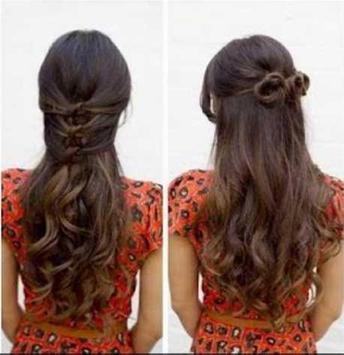 Cute Girls Hairstyles apk screenshot