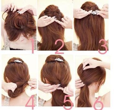 Cute Hair Style Tutorials poster
