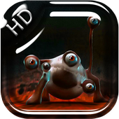 Telephone Monster Live WP icon