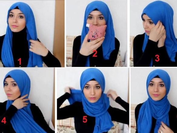 101 Gambar Lucu Hijab Kekinian