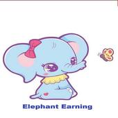 Elephant Earnings icon