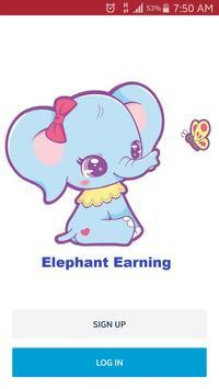 Elephant Earnings poster