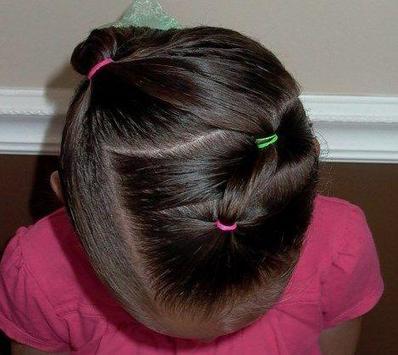cute little girl hairstyles screenshot 4