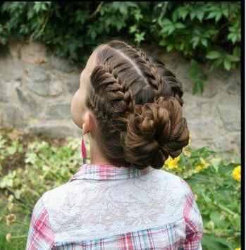cute little girl hairstyles screenshot 8