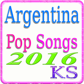 Argentina Pop Songs 2016 icon