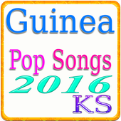 Guinea Pop Songs 2016 icon