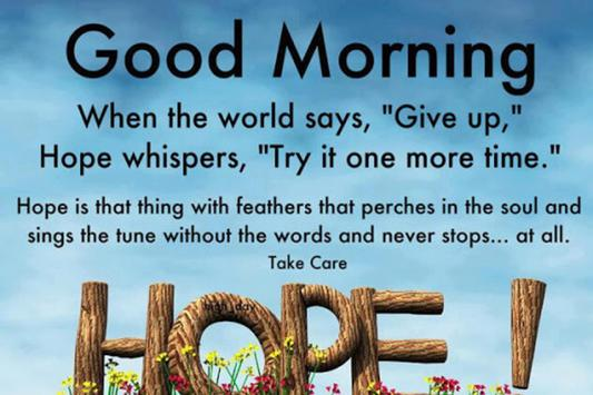 Love Good morning Quote Image apk screenshot