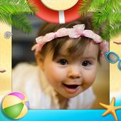 Cute Photo Frames icon