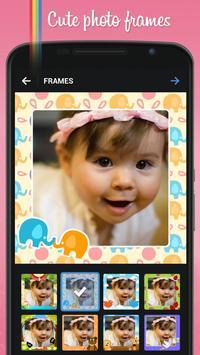 Cute Photo Frames poster