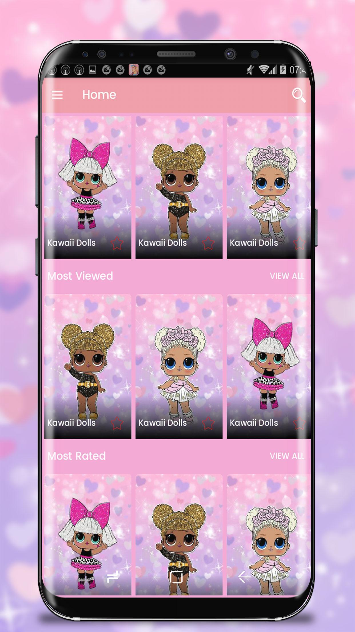 Best Cute Surprise Lol Dolls Wallpaper For Android Apk