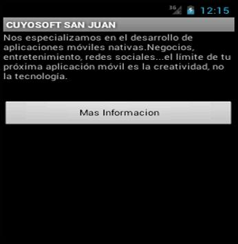 Cuyosoft San Juan screenshot 2