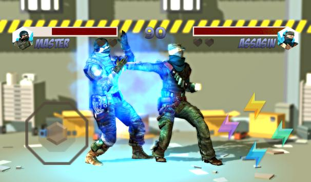 Street Fighting Kung Fu Ninja apk screenshot