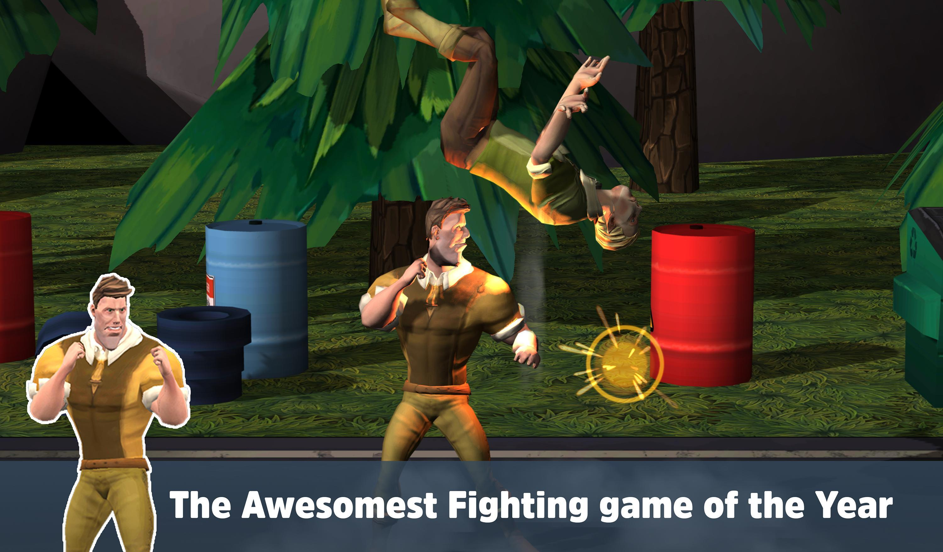 Karate Tiger Kung Fu Fighting For Android Apk Download
