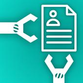 CV 4 Interview - Resume & Jobs icon