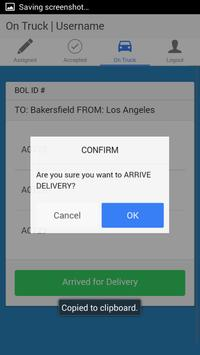 CVAT Driver apk screenshot