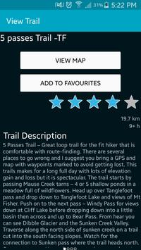 CVGTA Trail Browser apk screenshot
