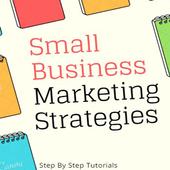 Small Business Marketing Ebook icon