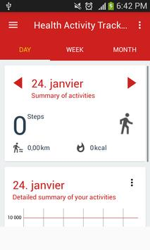 Health Activity Tracker screenshot 3