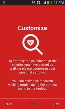 Health Activity Tracker screenshot 1