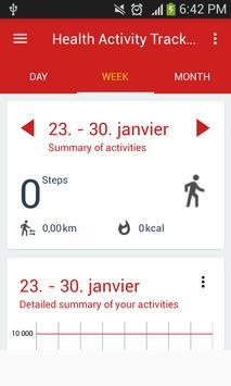 Health Activity Tracker apk screenshot