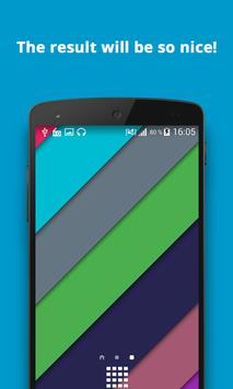 Wallpaper HD color, Multicolor apk screenshot